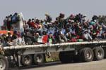 migrantes de la caravana llegan a Tijuana