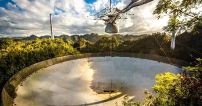 Se desploma Observatorio Arecibo 3