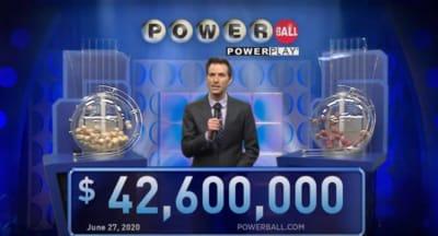 Powerball números ganadores