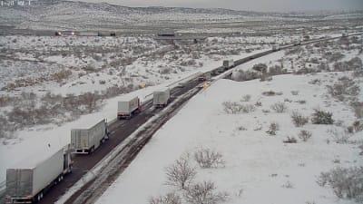 Texas Winter Storm, low temperature
