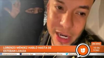 Lorenzo cárcel Esteban Loaiza