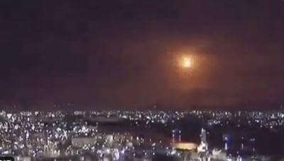 Explosión meteorito ilumino 3