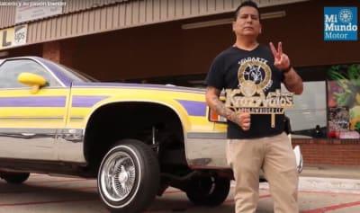 Cadillac 93 Lowrider