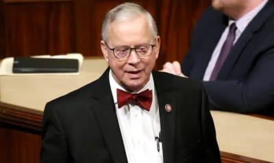 Republican congressman dies from coronavirus, Ron Wright
