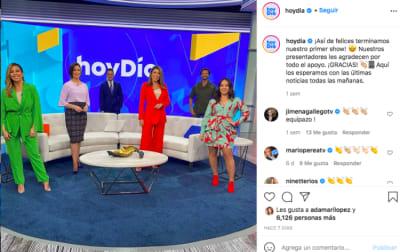 Rashel Díaz ¿regresa a Telemundo? ¿Sigue de amiga de Adamari López? (IG)