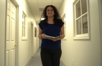 Lucy Gómez y Hope in Motion
