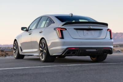 Cadillac CT5-V Ala Negra 2022