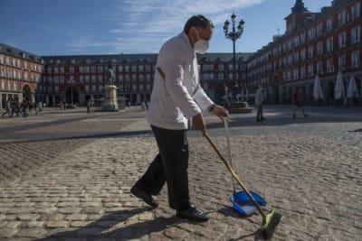 Estado de emergencia madrid