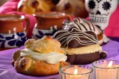 Pan de muerto relleno: deliciosas recetas