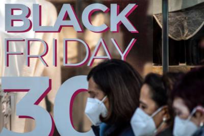 Black Friday Cyber Monday, coronavirus