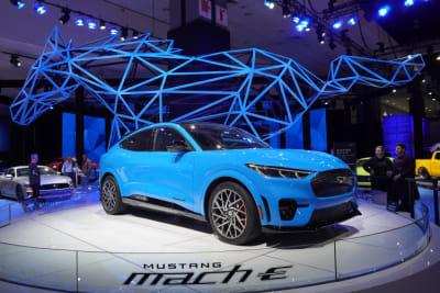 Autos del futuro de Ford