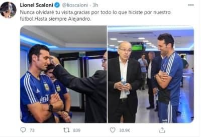 Alejandro Sabella 3 ex técnico