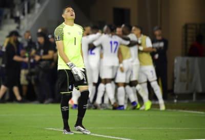 El Salvador Copa Oro