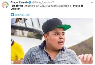 Pirata de Culiacán El blog del narco