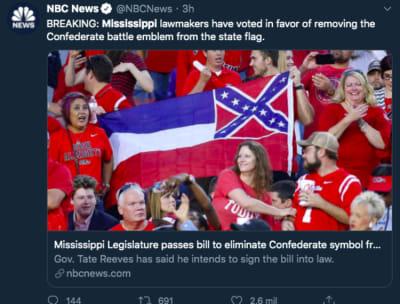 bandera Mississippi