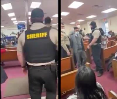 ICE arresta pastor feligrés