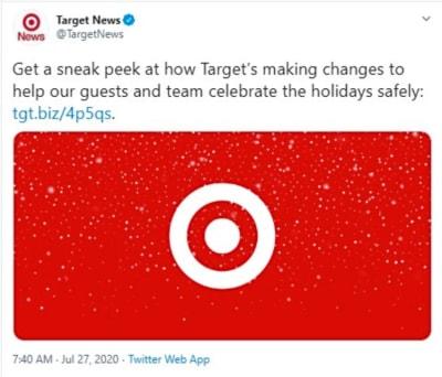 Target cerrará en Thanksgiving sus tiendas al público