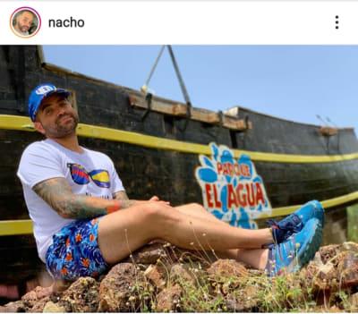 Nacho Mendoza estalla ante las críticas porque su novia está embarazada