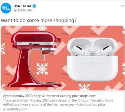 Las mejores ofertas del Cyber Monday en Best Buy, The Home Depot y más