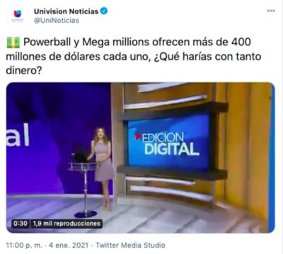 Powerball y Mega Millions