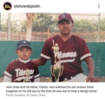 El secreto que pocos conocían de Julio Urías, el héroe de los Dodgers