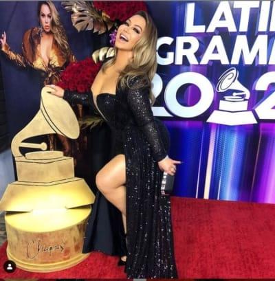 Chiquis Rivera embarazada Lorenzo Méndez 3