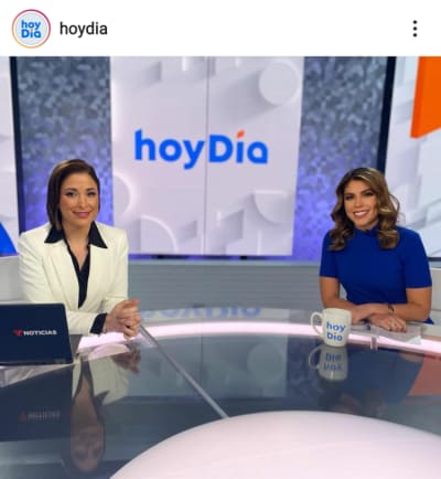 Criticism continues for Hoy Día and asks for the return of Rashel Díaz