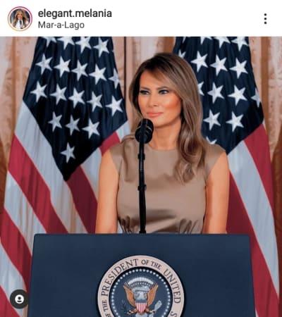 Se filtra cuál es la comida favorita de Melania Trump Donald Trump