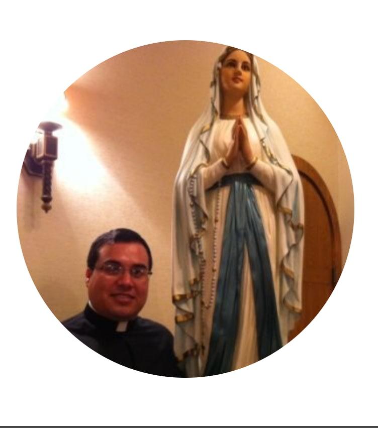 La Diócesis de Laredo reconoció que el padre está adscrito a ella