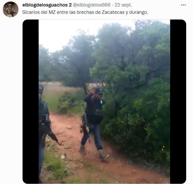 Mayo Zambada amenaza EEUU: El ejército de Zambada