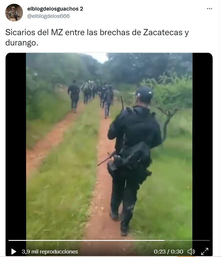 "Mayo Zambada amenaza EEUU: ""En Zacatecas hay mucho ruido"""