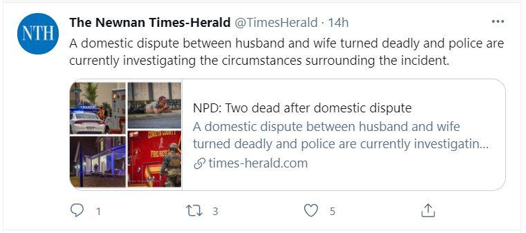 crónica pareja latina muerta