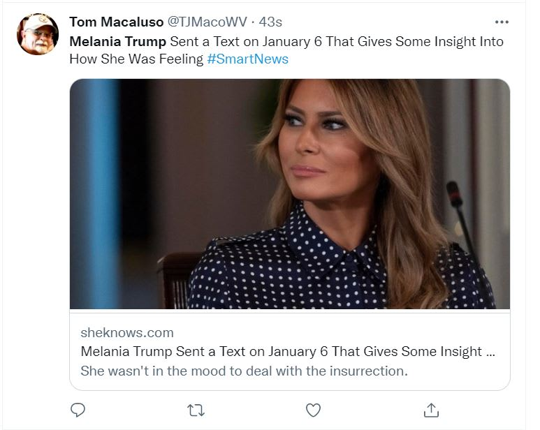 Grisham acusación Melania Trump: Lo que viene en el libro de Grisham
