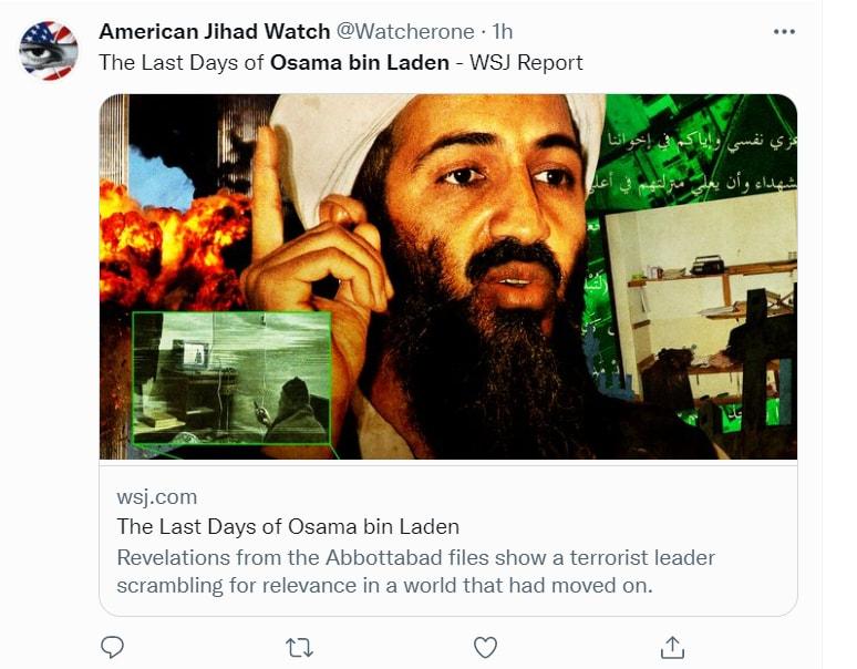 Osama bin Laden detalles: Tenía tres esposas