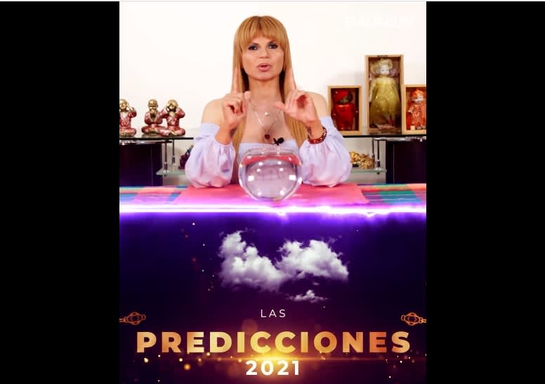 Mhoni Vidente's predictions for the end of 2021