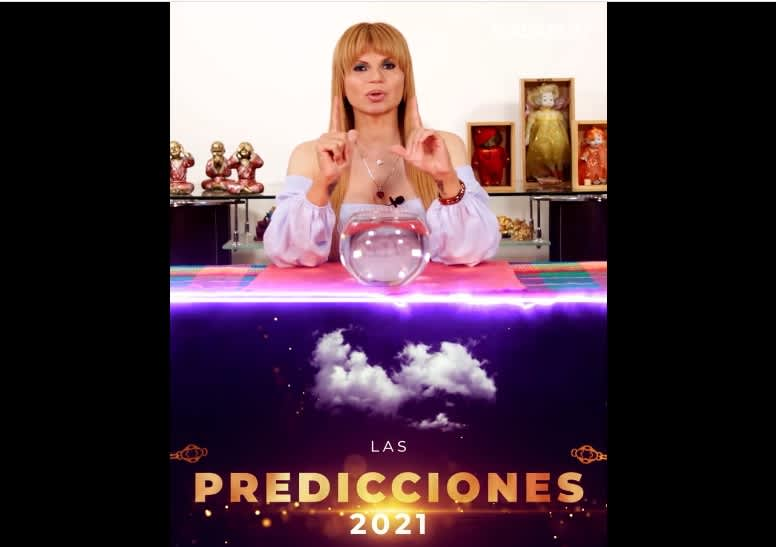 The predictions for the end of 2021 of Mhoni Vidente