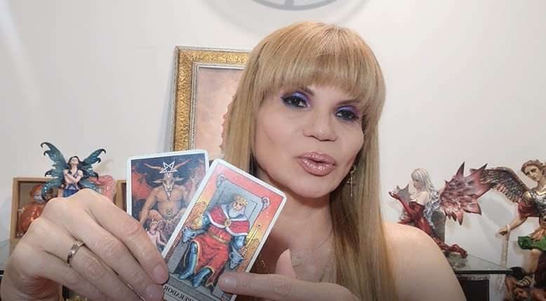 The Devil's and the Emperor's Cards