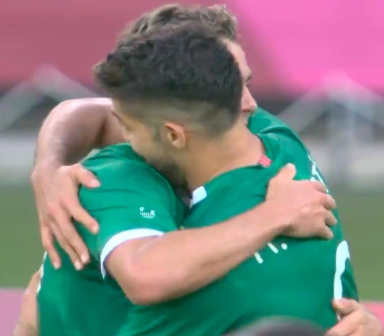 Debut México en Tokio contra Francia