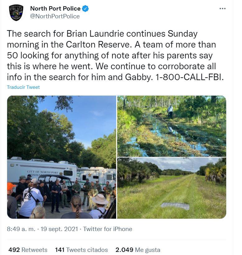 La búsqueda de Brian