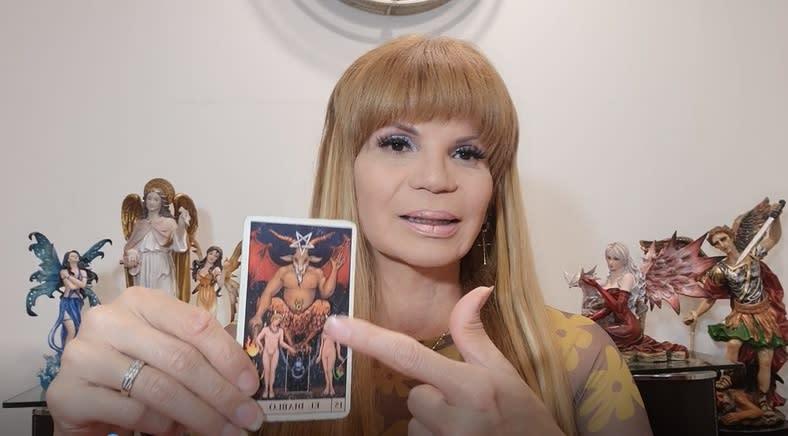 Mhoni Vidente y la carta del Diablo