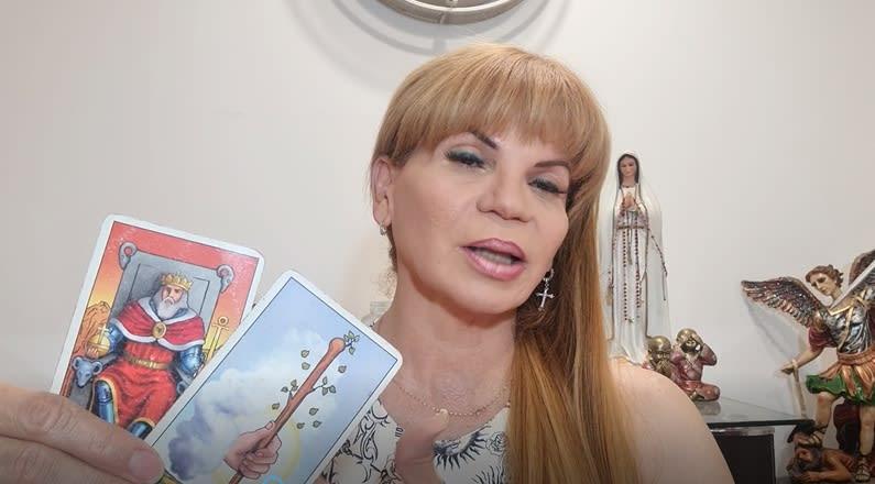 Predicción cumplida: Mhoni Vidente aseguró que Larry Ramos, esposo de Ninel Conde, iría a la cárcel