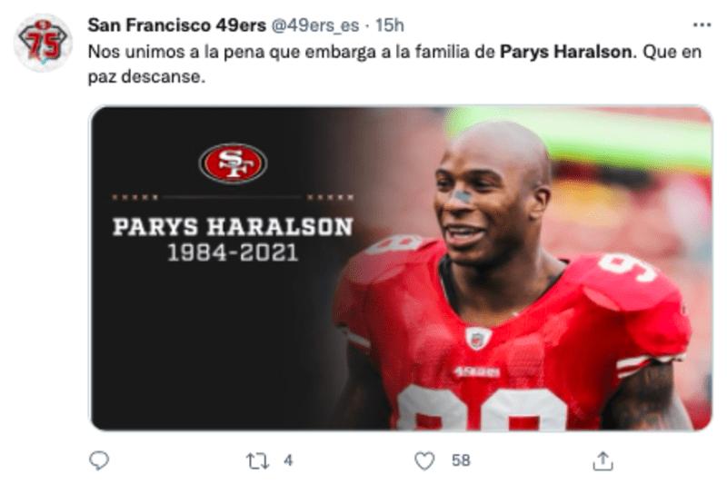 Parys Haralson