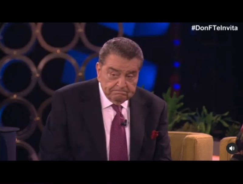 Don Francisco cloths in the sun: They ask that the cloths be dried in the sun