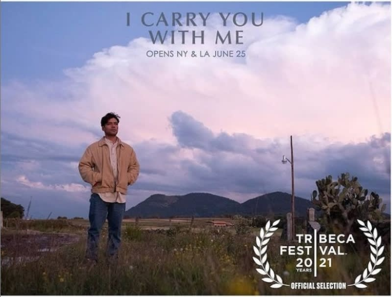 Christian Vázquez feature film: Theme of migration