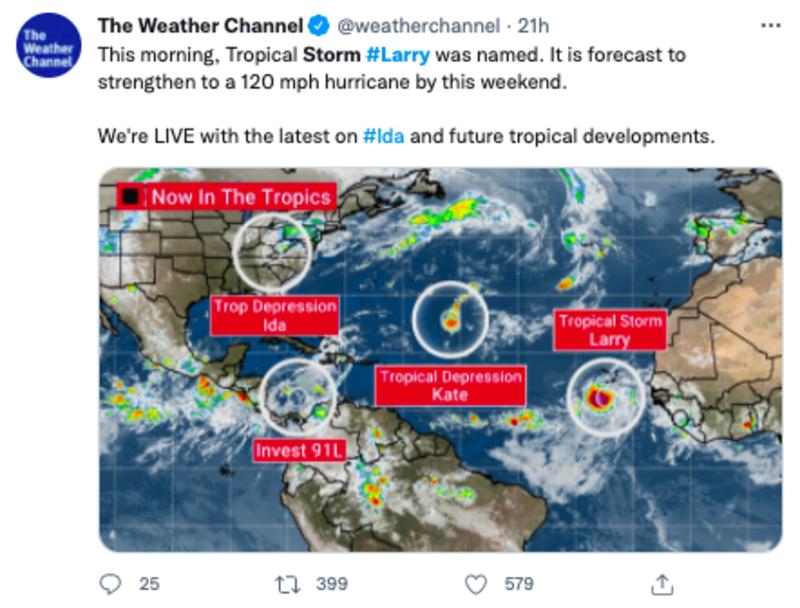 larry storm