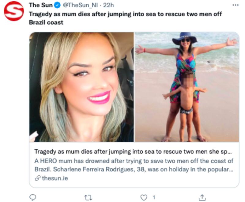 woman dies