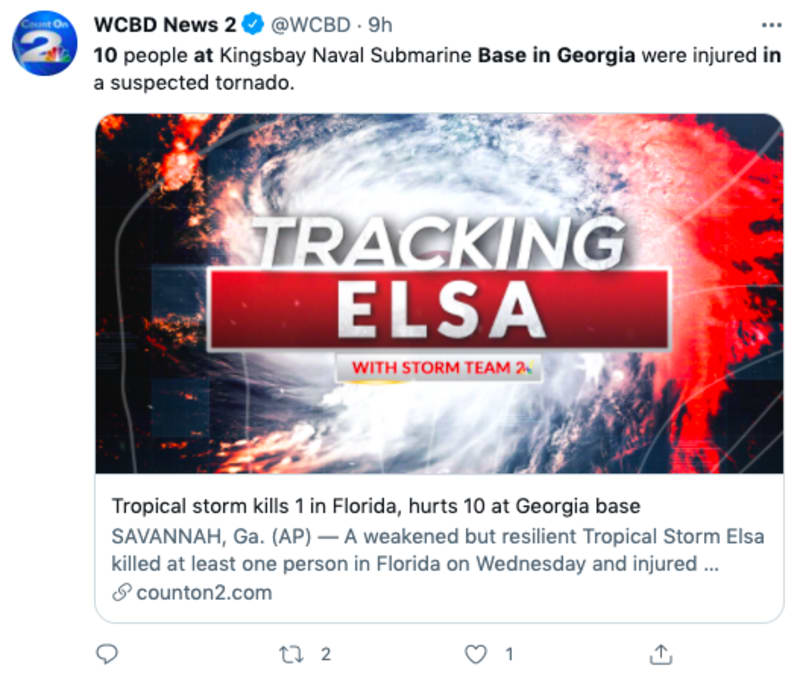 alerta de tornado