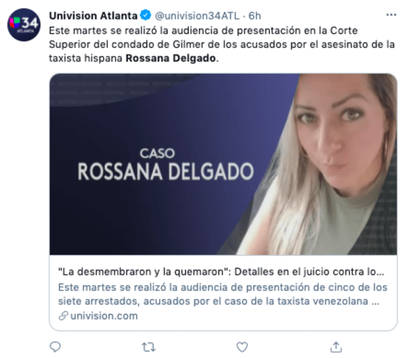 Rossana Delgado involucrada narcotráfico: El recluso dio las órdenes