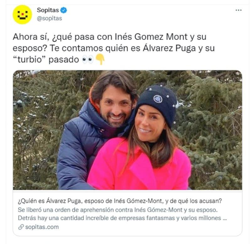 Inés Gómez Mont orden aprehensión: ¿Cómo empezó todo el problema?