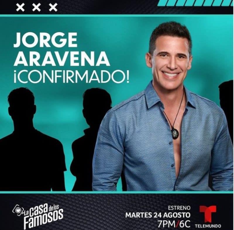 Jorge Aravena Casa de los Famosos: ¿Te decepcionó como se comportaron tus compañeros?